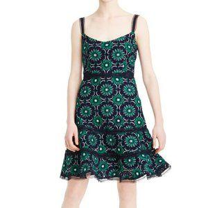 J. Crew Lace A-Line Dress